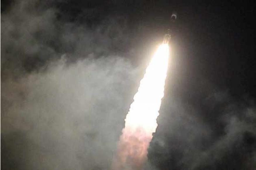 India launches its first dedicated navigation satellite