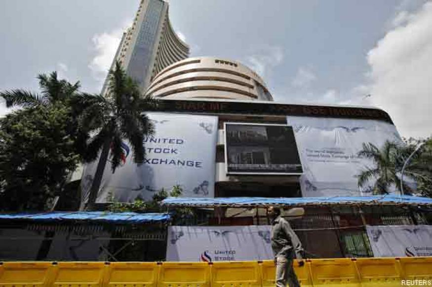 Sensex ends 180 points up; reclaims 20,000 mark