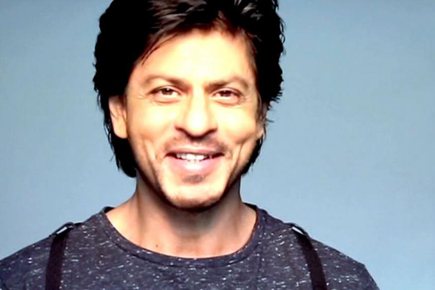 SRK: Film industry is my surrogate family