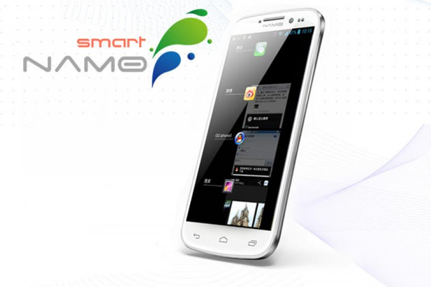 Coming soon: SmartNamo, a 1.5GHz quad-core Narendra Modi fanphone