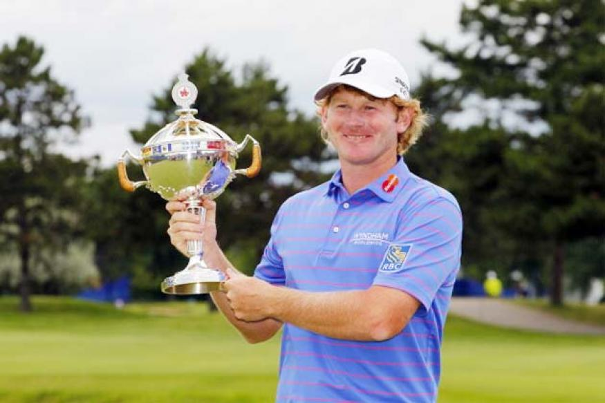 Brandt Snedeker wins Canadian Open