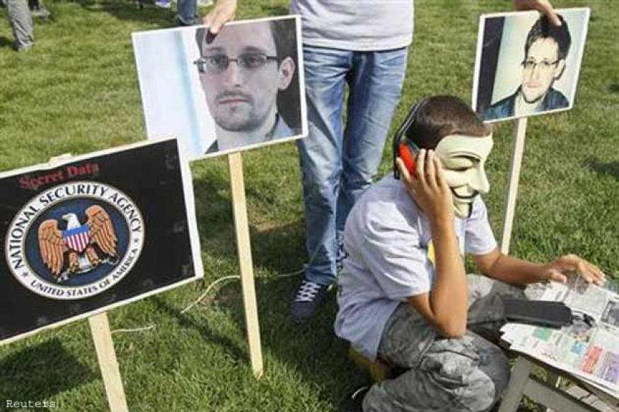 Snowden blames Obama for trying to block his efforts