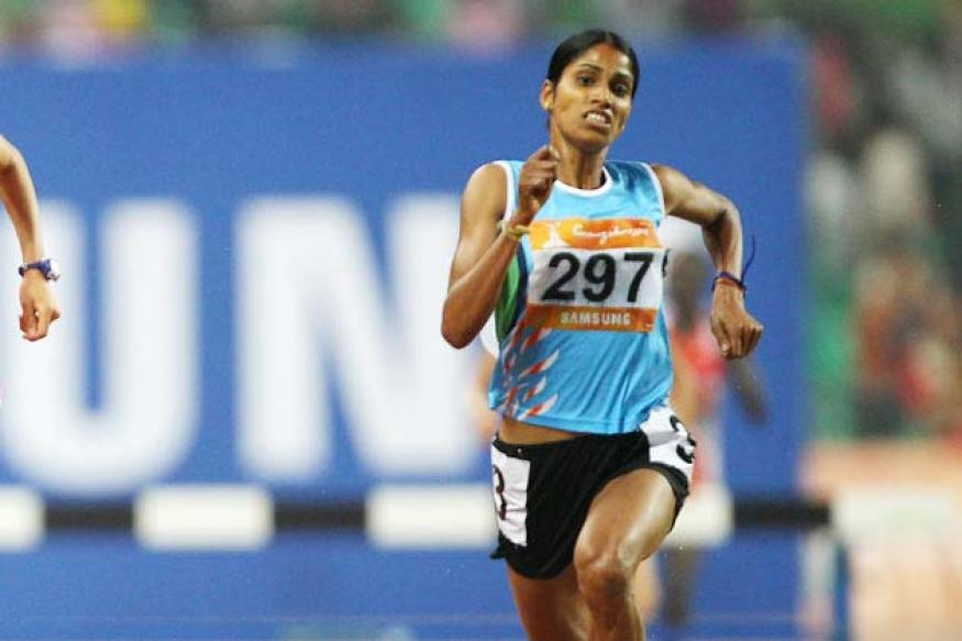 Sudha fails to win gold, India slip to 6th at Asian Athletics