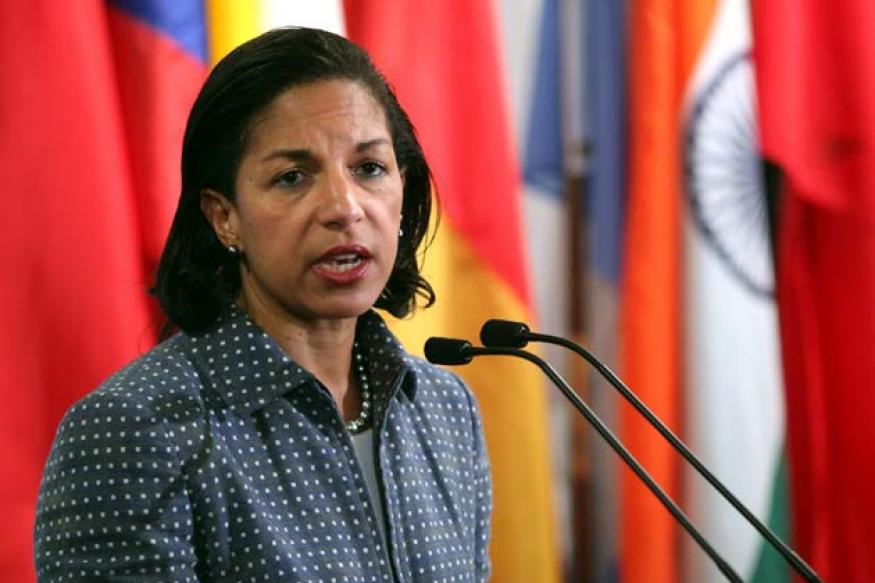 Susan Rice joins White House as National Security Advisor