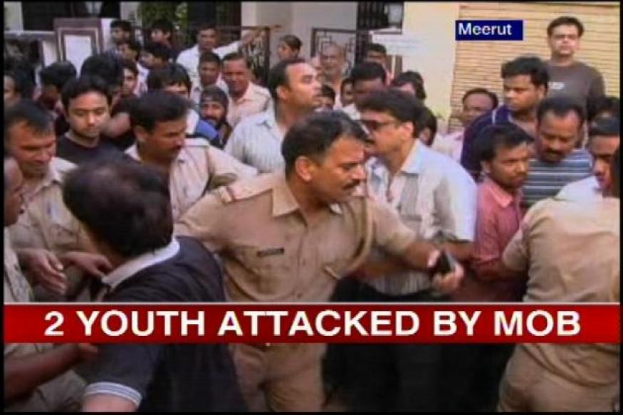 Meerut: shocking case of vigilant mob justice