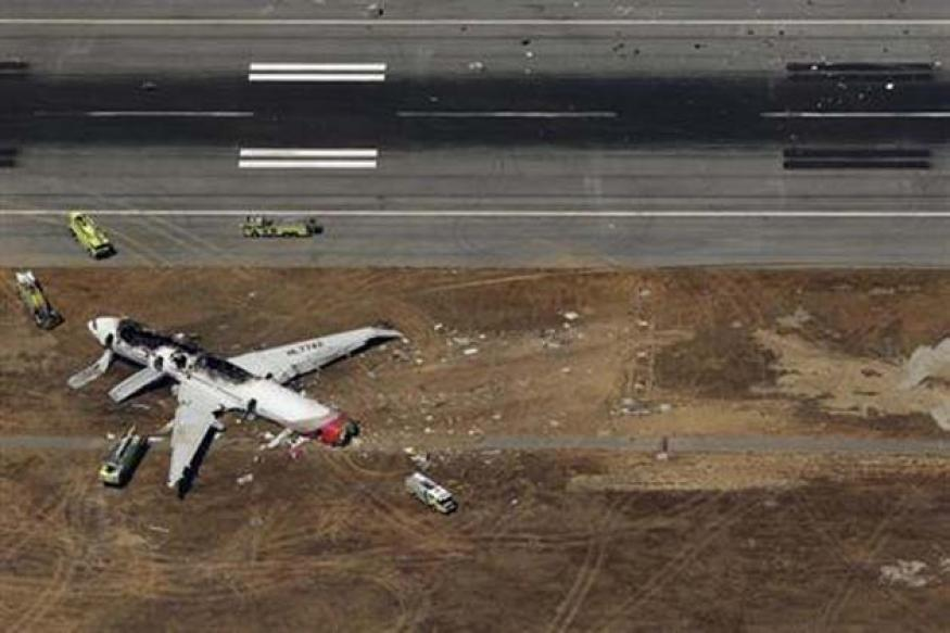 San Francisco: Asiana flight tried to abort landing