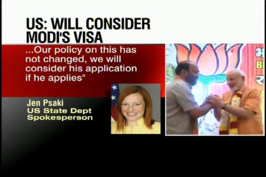 Modi US visa row: BJP demands probe into letter sent to Obama