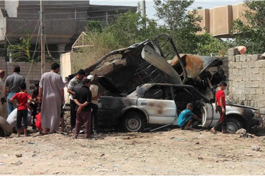 Wave of bomb attacks kill 46 across Iraq