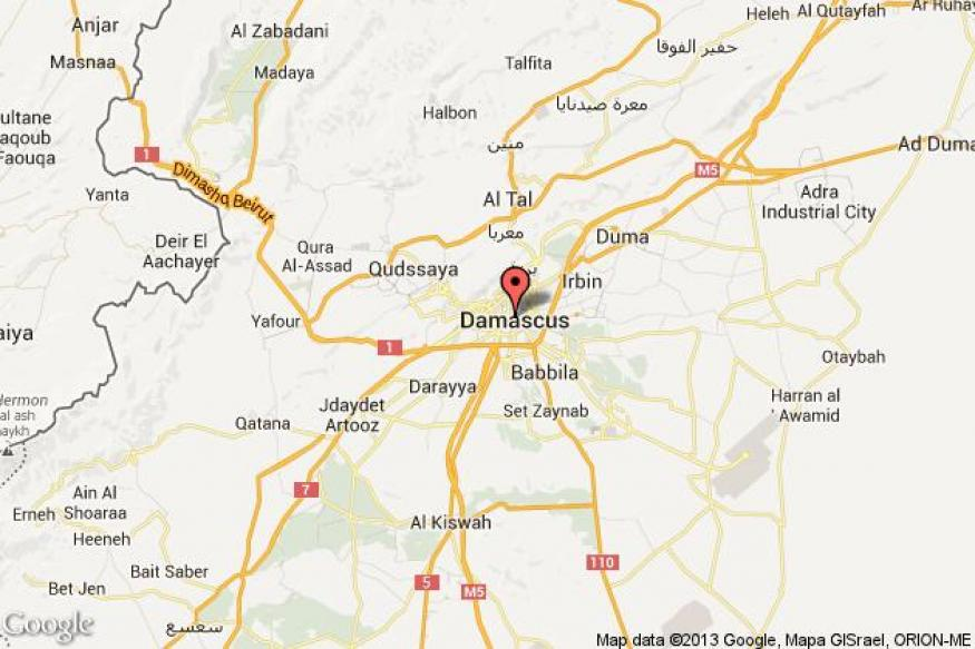 213 killed in nerve gas attack by Assad's forces near Damascus: Syrian activists