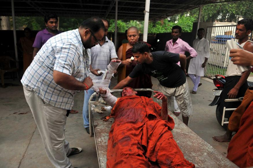 50 days on, no breakthrough in Bodh Gaya blasts case