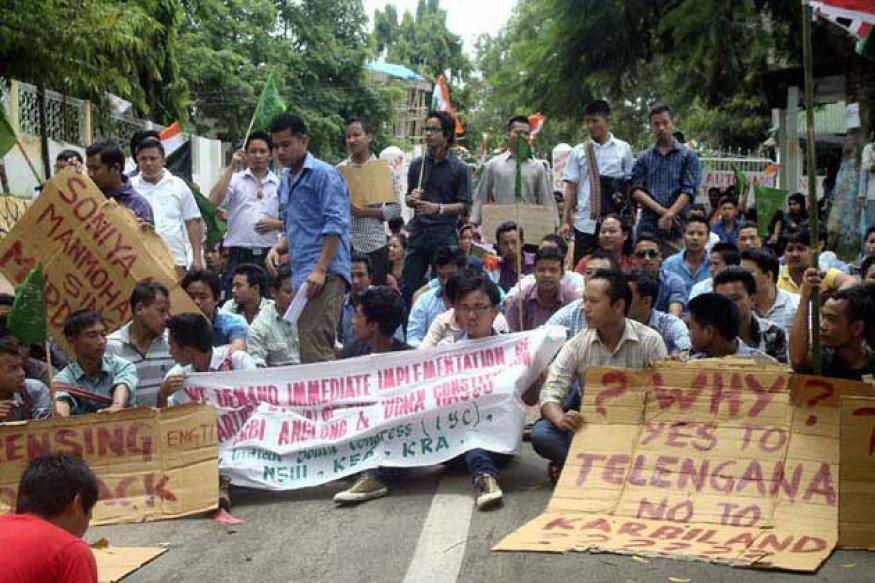 5000 TTD staff stage peace rally for integrated Andhra Pradesh