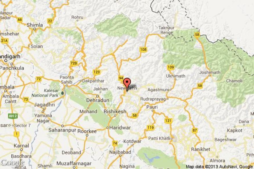 55-year-old woman washed away in cloudburst as heavy rains continue