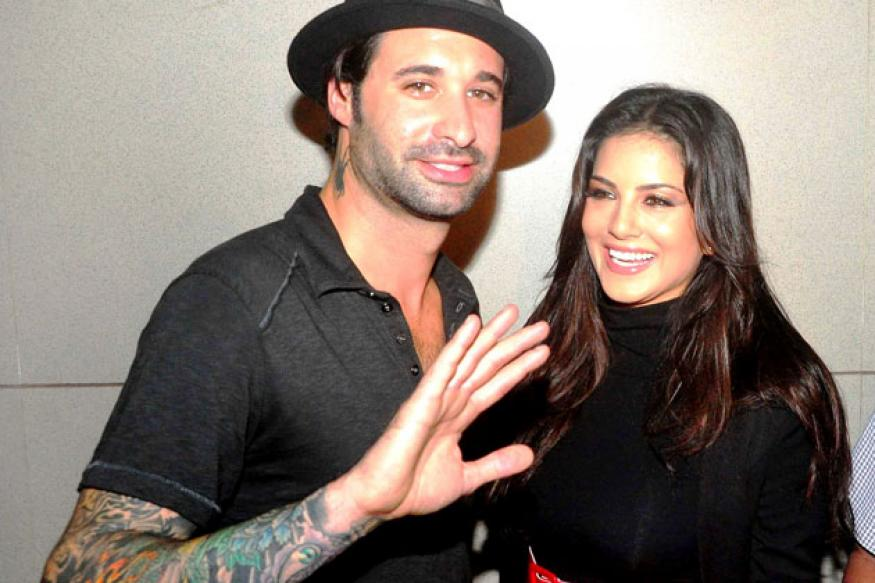 Sunny Leone excited over her husband's Bollywood debut