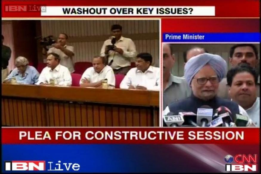 Oppn says no consensus as govt looks to pass key bills in Parliament