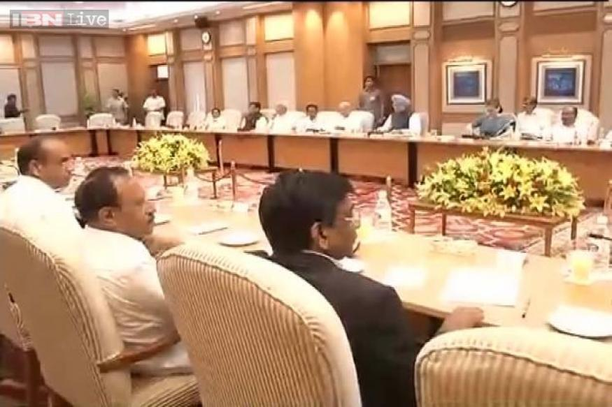 Govt calls all-party meet to reach consensus on contentious issues