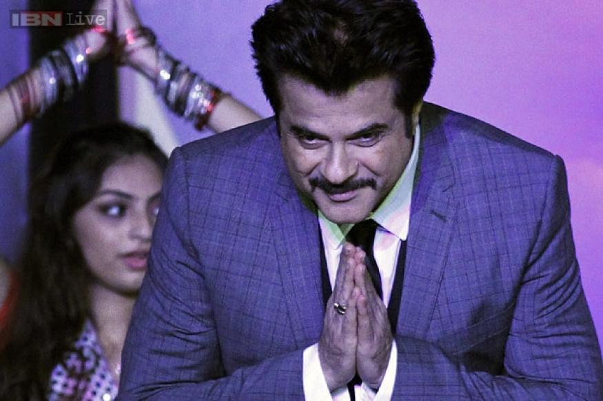 Coaxed by daughters, Anil Kapoor joins Twitter