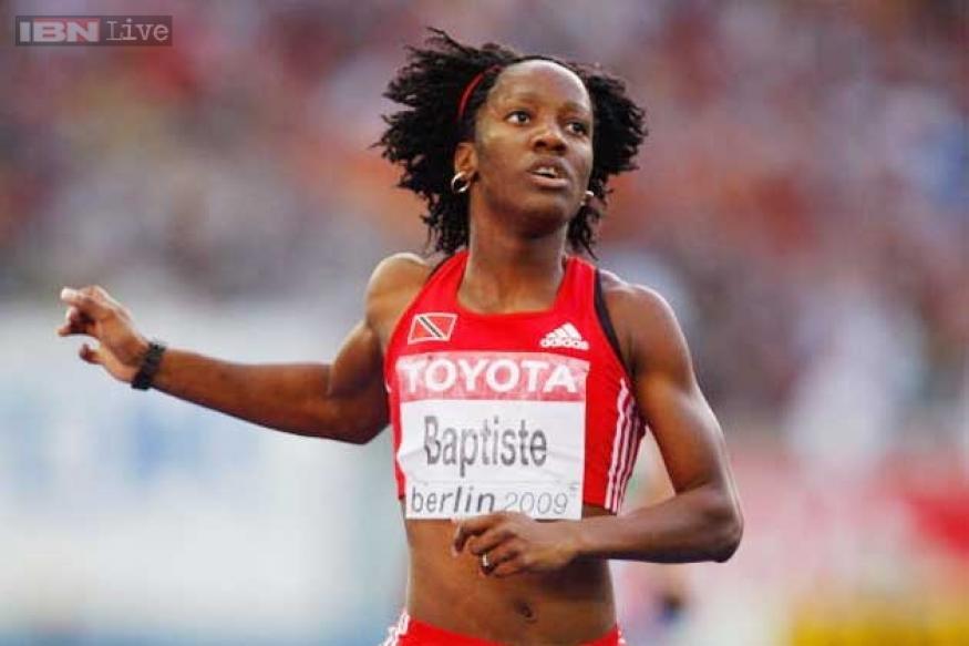 Trinidad and Tobago sprinter Kelly-Ann Baptiste fails drugs test
