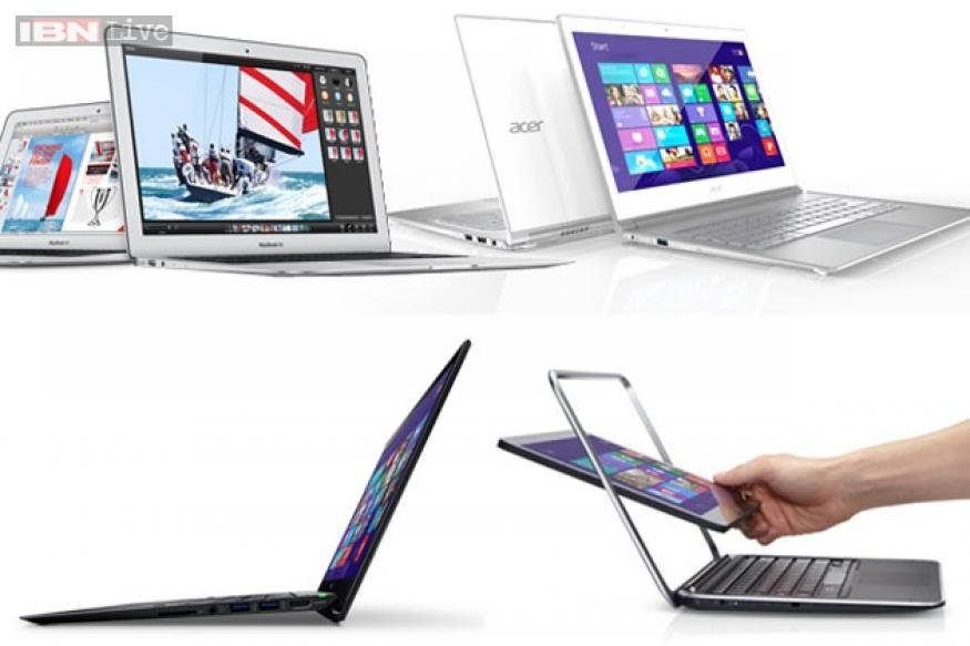 Intel Haswell battery battle: Apple MacBook Air vs Dell XPS 12 vs Sony Vaio Pro 13 vs Acer Aspire S7