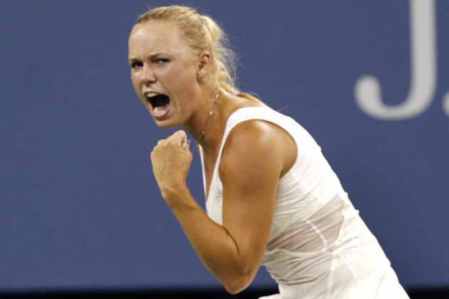 Wozniacki, Kvitova back in New Haven semi-finals