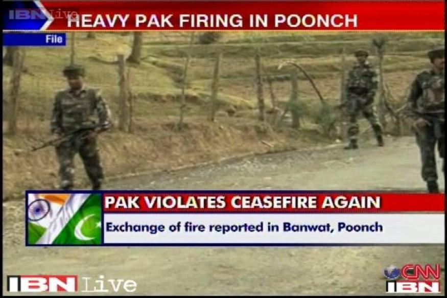 Pak troops violate ceasefire again, fire at Indian posts in Mendhar