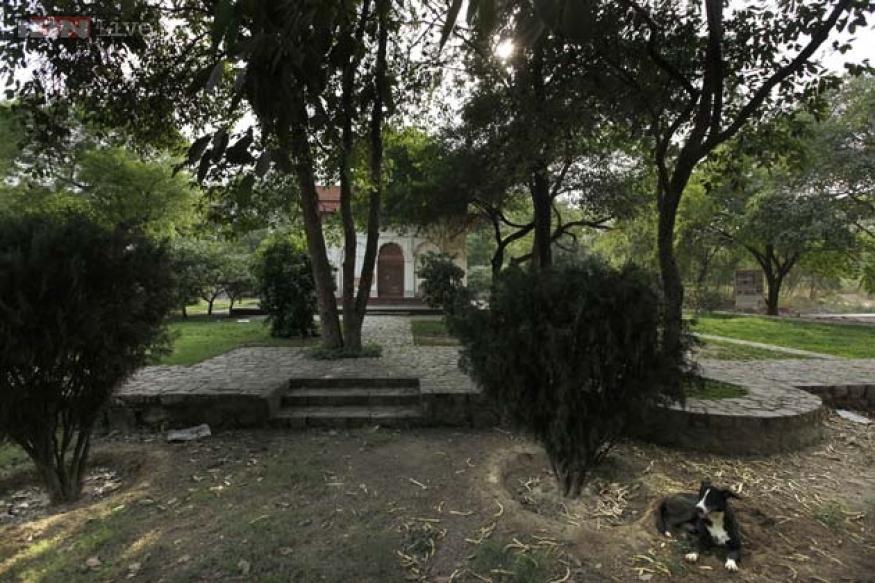 Nanda plans on creating huge new park in Delhi