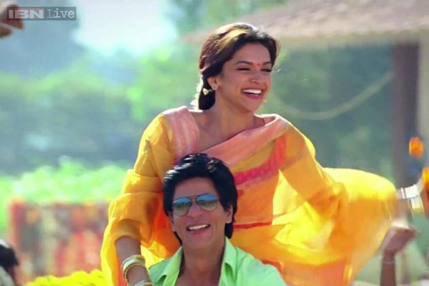 Shah Rukh Khan: Deepika Padukone is the soul of 'Chennai Express'