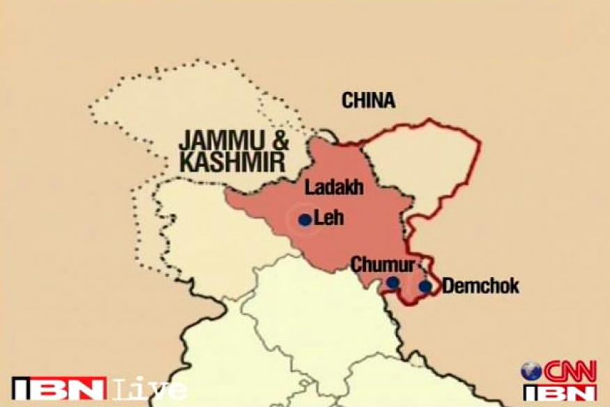 Chinese troops stop Army from patrolling in Indian territory
