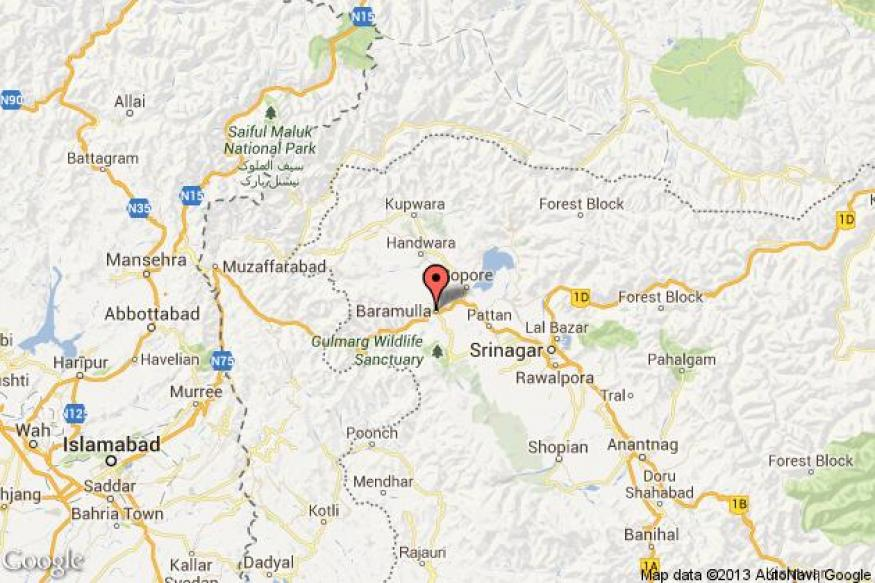 Cocaine worth Rs 10 crore seized from a truck coming from PoK