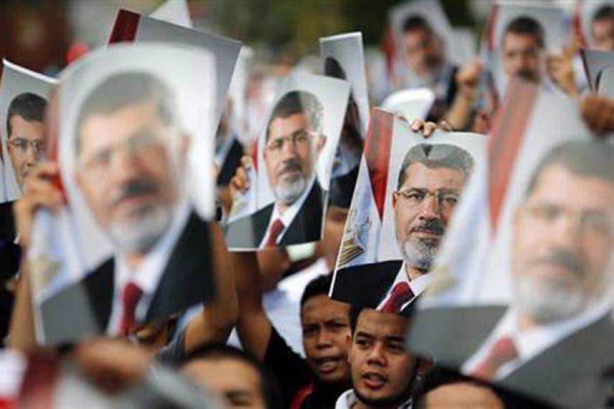 Egypt's rulers want to break up Brotherhood vigils