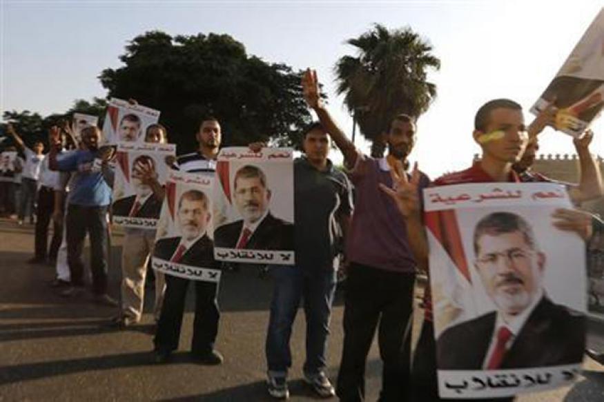 Egypt's Brotherhood cries foul over Islamist deaths in custody