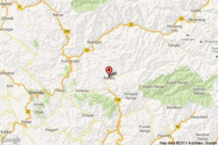 Eight stolen antique idols from a historical temple of Himachal Pradesh recovered