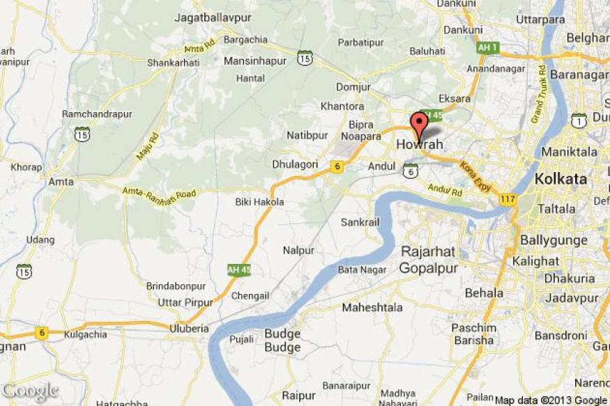 Four arrested for allegedly gangraping a woman in Howrah