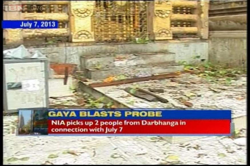 Mahabodhi temple blasts: NIA picks up 2 suspects from Darbhanga
