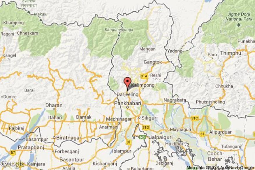 GJM calls 48-hour shut down in Darjeeling to condemn arrest of its leaders