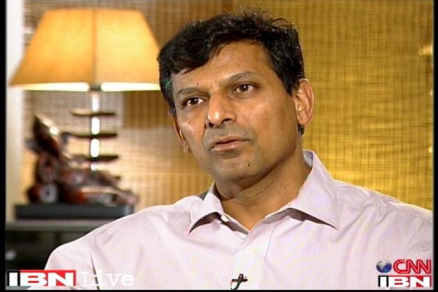 Raghuram Rajan takes charge as RBI Governor for 3 years