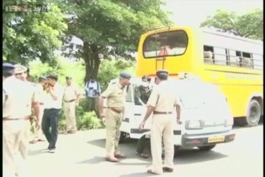 Gurgaon: Decomposed body of woman found in the tool box of a bus