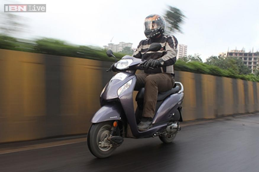 Honda Activa i review: It's a distinctly feminine looking product