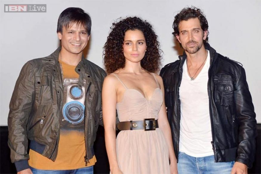 Krrish 3: I wanted to do Vivek's role, says Hrithik Roshan