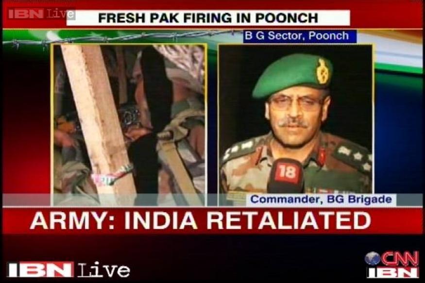 J&K: Pak violates ceasefire yet again, targets Mendhar sector