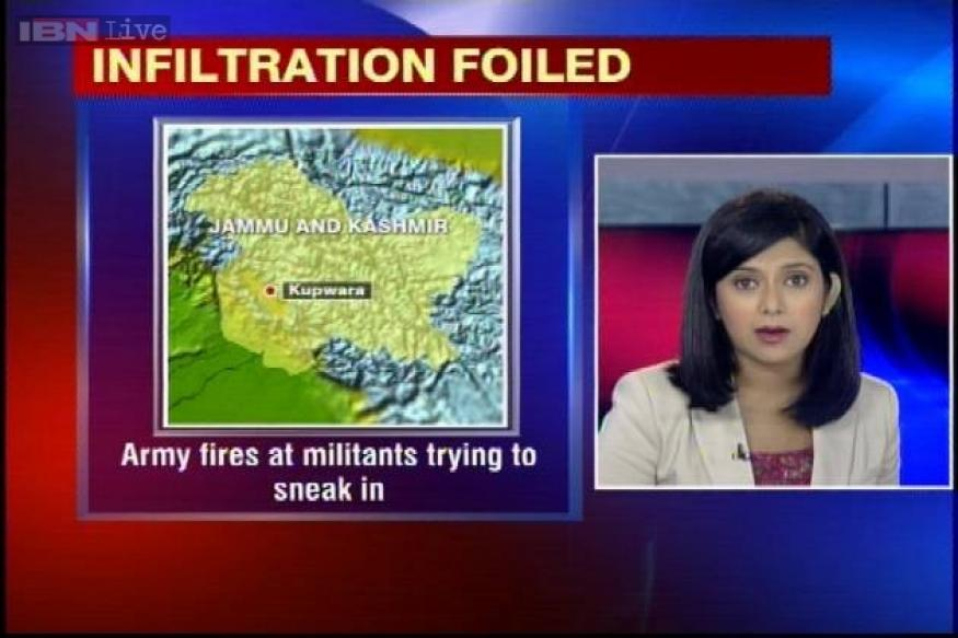 J&K: Army foils infiltration attempt in Kupwara, combing operations on