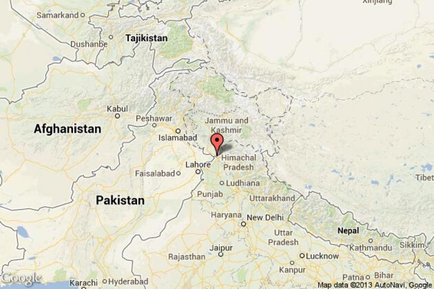 J~~amp;amp;K: Heavy rains, flash floods destroy border fencing along Indo-Pak border