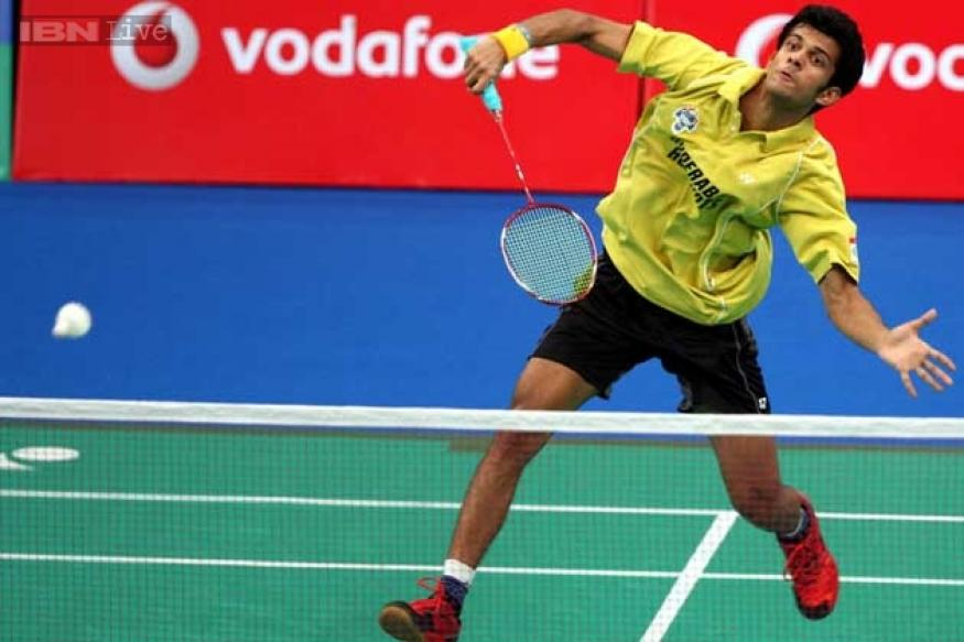 Hyderabad Hotshots win inaugural Indian Badminton League title