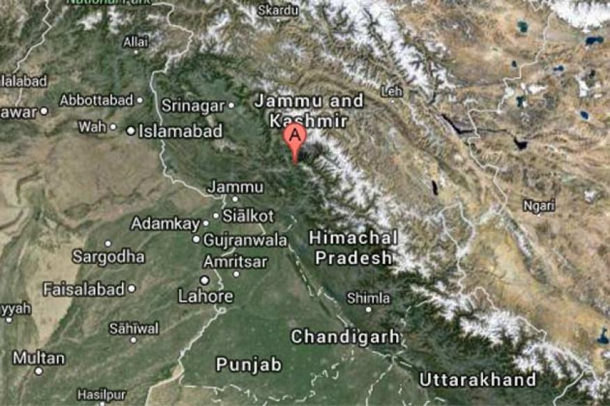 J&K: Magnitude 5.4 earthquake hits Kishtwar