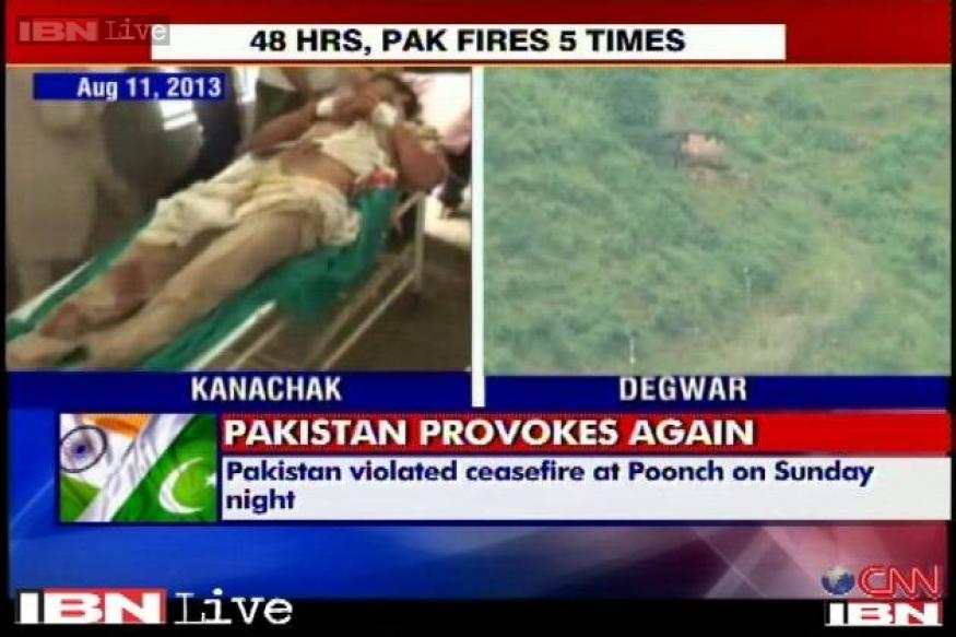 J&K: Pak violates ceasefire yet again, fires at Kotha post in Samba