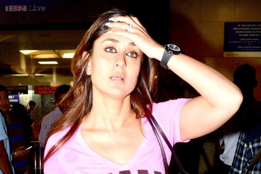 Snapshot: Why is Kareena Kapoor looking so baffled and lost?