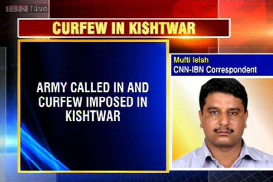 Geelani calls for strike after communal clashes in Kishtwar