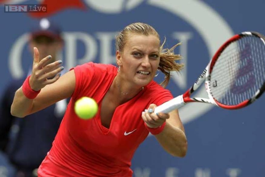 Petra Kvitova beats Misaki Doi in US Open 1st round