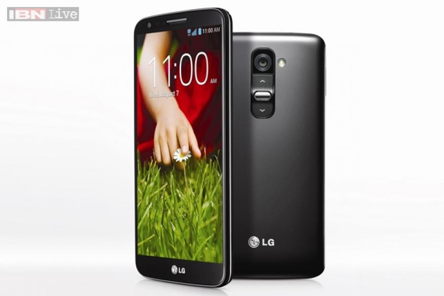 LG G2 unveiled: 5.2-inch full HD display, 13MP camera, 3,000mAh battery