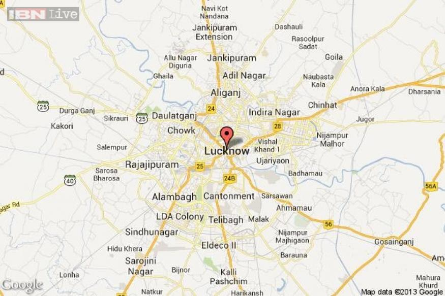 Legislators's son-in-law shot at in Lucknow