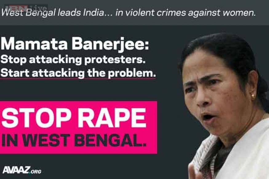 Advertisers, daily refuse to run anti-rape campaign ads in WB: Avaaz